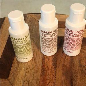 Malin & Goetz Travel Kit
